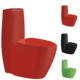 W1005R big size red fashionable color siphonic one piece ceramic colorful Toilet