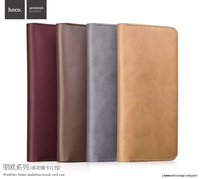 HOCO Portfolio Series Multifunctional Card Case,HOCO Leather Pouch With Card Holder For Less than 6 Cun Phone PH-021