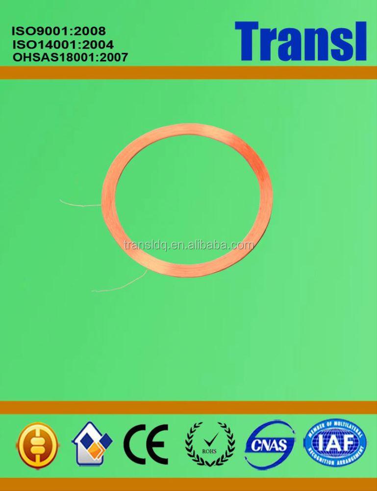 1 Layer Copper Coil Rfid Arduino Tutorial Coil Inductor Factory - Buy Rfid  Arduino Tutorial Coil Inductor Factory,New Style Rfid Copper Inductor