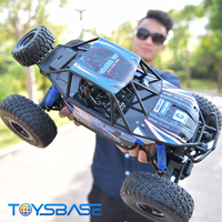 MARCH EXPO | 1/10 Big High Speed Super Strong Motor ROCK Crawler RC Drift Car Toy