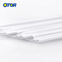 OTOR Disposable PP Plastic Straw for Plastic Cup and Paper Cup Hot Cold Coffee Juice Drink Cup