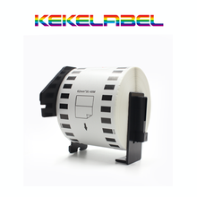 Kekelabel Continous Label Roll 22205 compatible label dk22205 for brother ql-700 typewriter