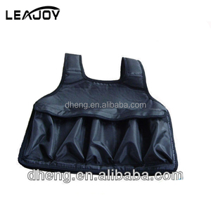 Hot Sale Adjustable Iron Sand Traning Weight Vest