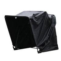 Motorcycle Shelter Shed Strong Frame Motorbike Garage
