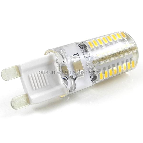 Gl-020 Small Size Epoxy Resin Glue Led Rohs Silicon G9 Led Light ...