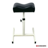 Beauty Spa Hair Salon portable white black adjustable Nail pedicure stool footrest