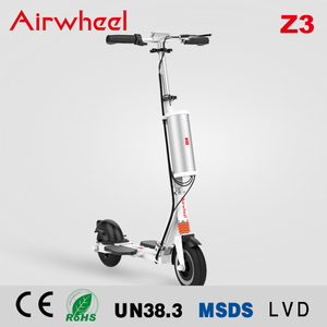 Z3 T intelligent electric scooter with App-Carrefour e-scooter supplier,battery module as Tesla car use