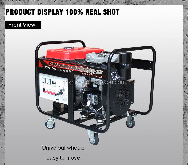 Homemade 220v Ac Generator