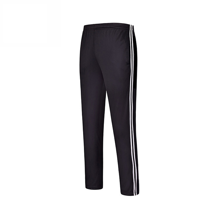 Custom wholesale adult quick-drying fitness and leisure sports running pants men's sports trousers