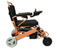 8 Inches Front Wheels Modern Foldable Light Weight Power Wheelchair