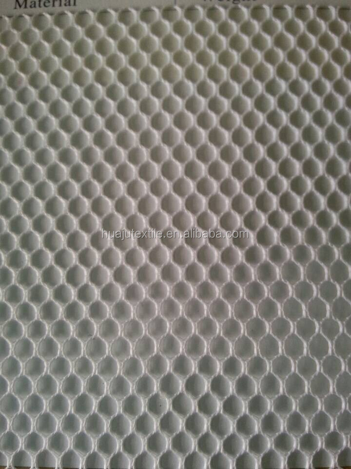 Different kinds of polyester mesh fabric with PVC PU coating