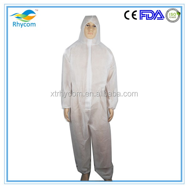 disposable type 56 coverall
