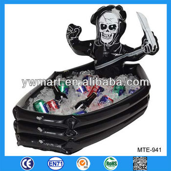 hot inflatable cooler halloween inflatable halloween boat cooler inflatable floating cooler for halloween