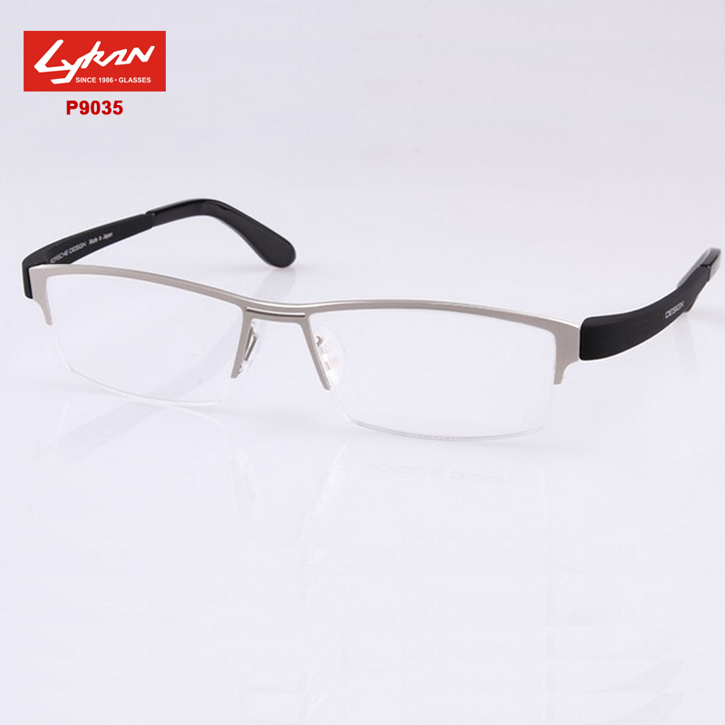 38594a2987b Get Quotations · Vintage Brand optical frame points designer P9035 Men Women  Glasses frame computer reading glasses prescription