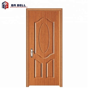 Factory direct sale cheap new style indoor mdf front door room door design ecological door