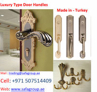 DOORS HANDLES (FROM EUROPE TURKEY USA)