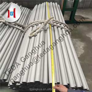 high quality sus304 stainless steel tube/pipe with factory price in China