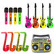 Cheap musical instruments PVC inflatable microphone for party