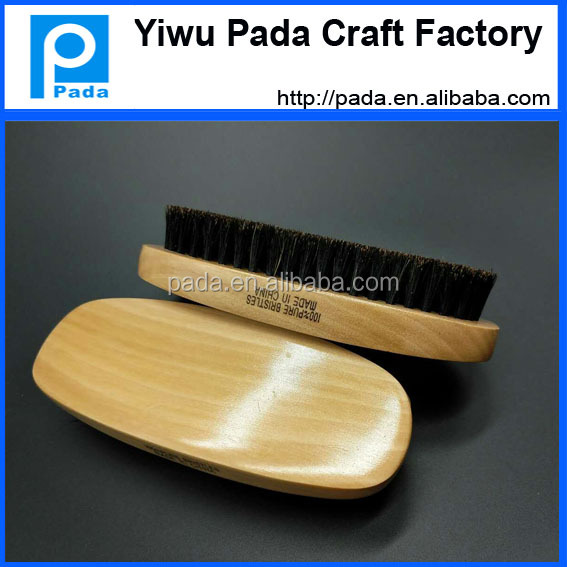 Beard Brush 100% Boar Bristle OEM/ODM