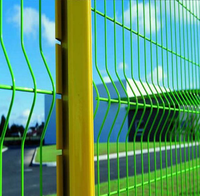 Made in China hot sale Hot dip nylofor 3d wire mesh fencing / 3d nylofor 2d &amp / welded nylofor 3d wire mesh fencing