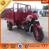 Chongqing Gasoline three wheel motorcyle on sale / 3 wheeler cargo truck
