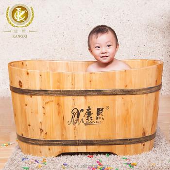 KX wood baby bath tub kids bathtub, View kids bathtub, Kangxi ...