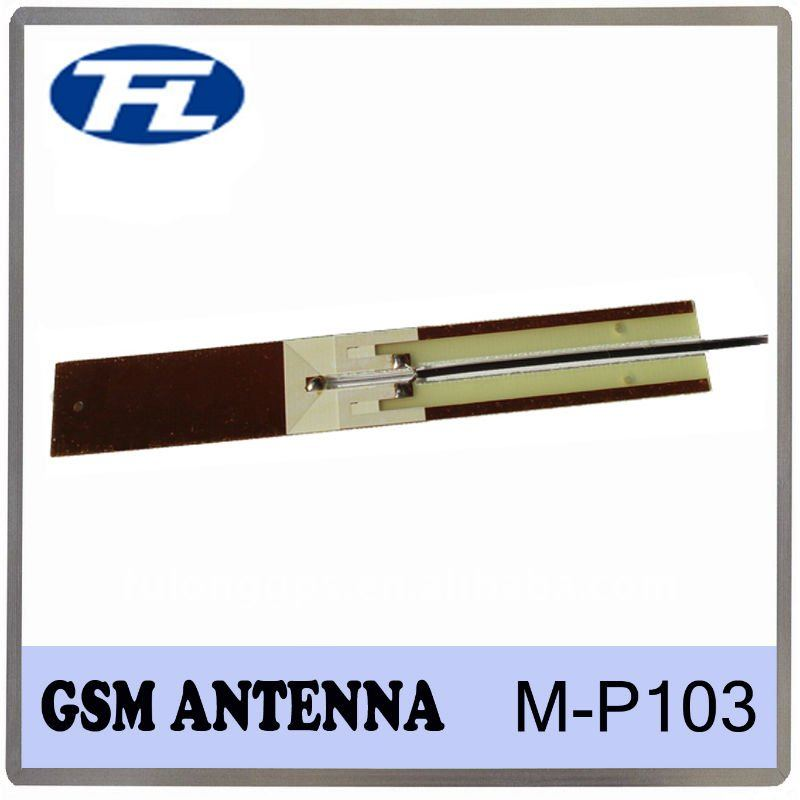 GSM PCB Antenna 900 1800MHz stick patch 2dBi
