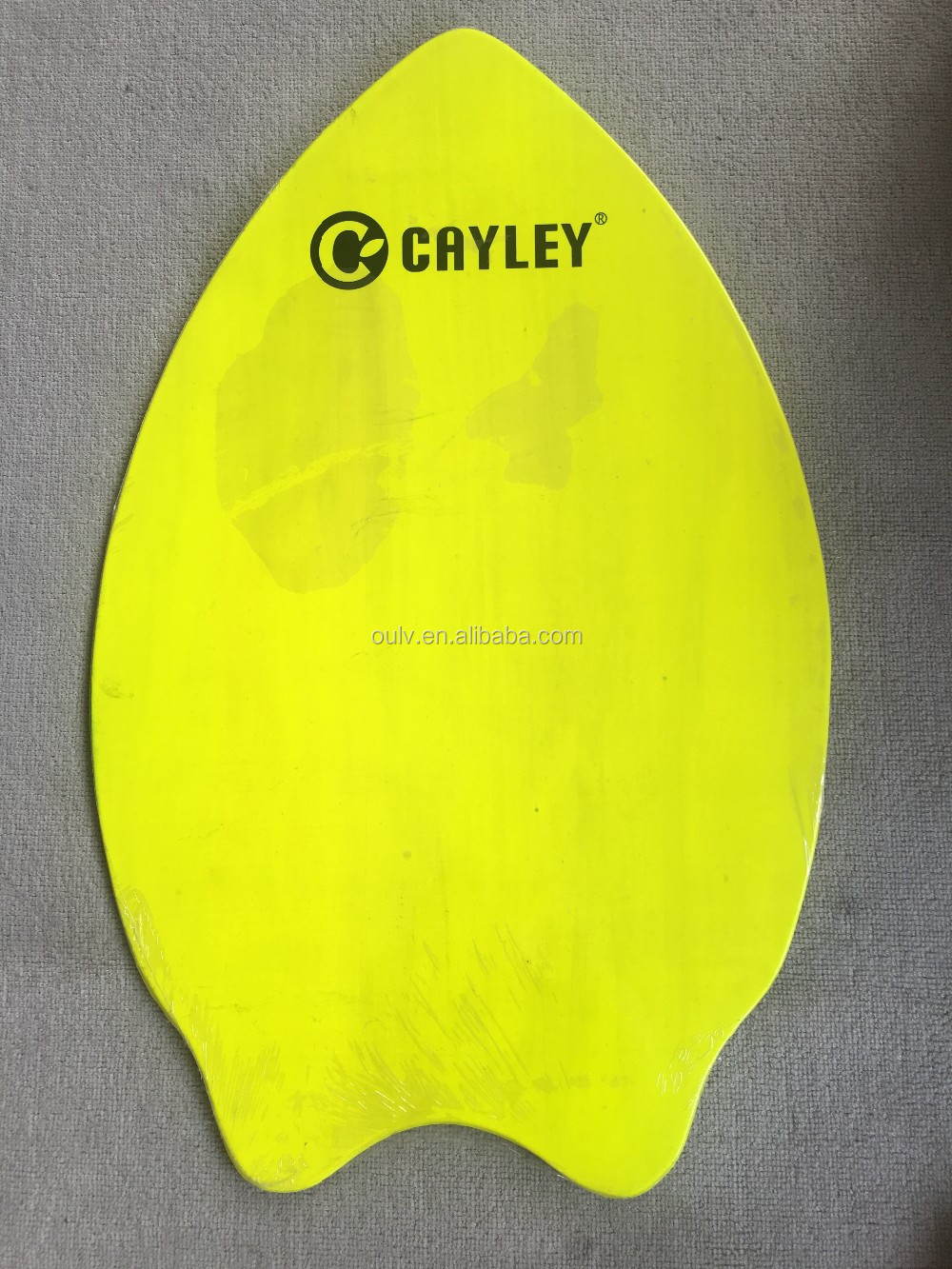"37"".41"" Wood Skimboard EVA skim board and Traction Pad by cheap price in good quality"