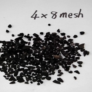4-8/8-30/10-20/12-40 different mesh granular activated carbon price
