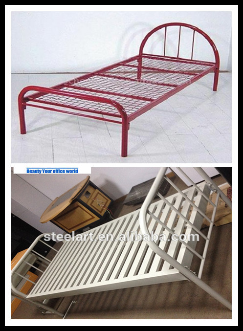Home Hotel Cheap Single Metal Bed Frame Buy Single Metal Bed Frame
