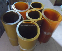 Rubber Board Raw Materials Polyurethane Plastic Roll Natural Rubber Plastic Sheet