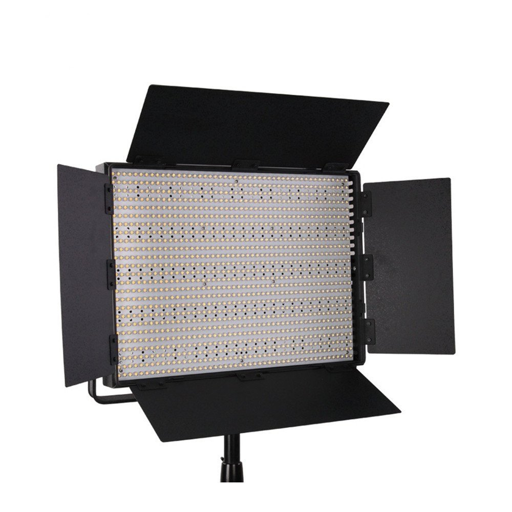 Nanguang CN-1200HS Daylight Utra High Power 7353LM Photography Video Light Panel with Free Bag