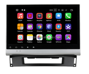 Android 7.1 video for opel astra j car navigation with DVD bluetooth wifi gps navigation system