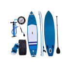 Best Selling Blue Carbon Fiber Stand Up Paddle Mini Surf Board
