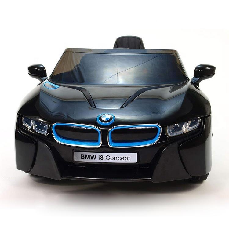 Lisansli Bmw I8 Elektrikli Bebek Oyuncak Araba Araba Buy Uzaktan