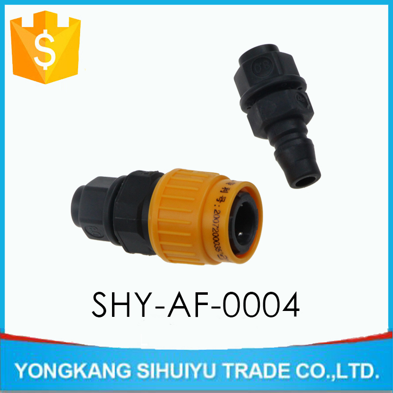 China Factory Supplier 100% Tested Pneumatic Fitting/one Touch ...