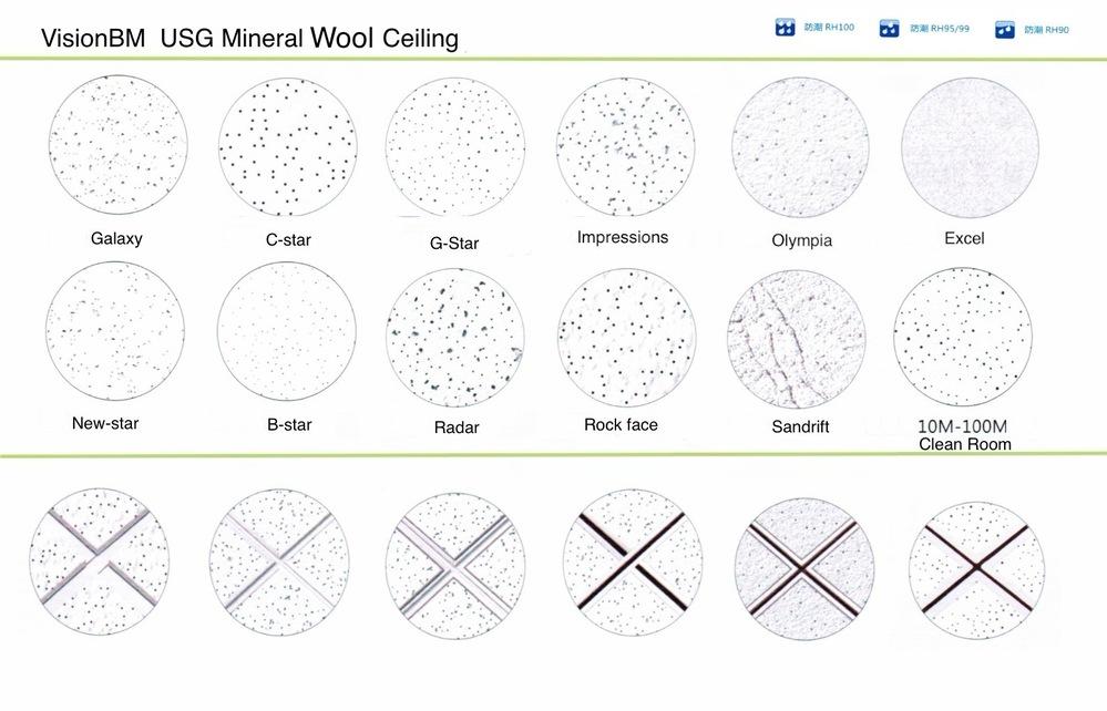 usg bliss mineral fiber board ceiling tiles high quality - buy