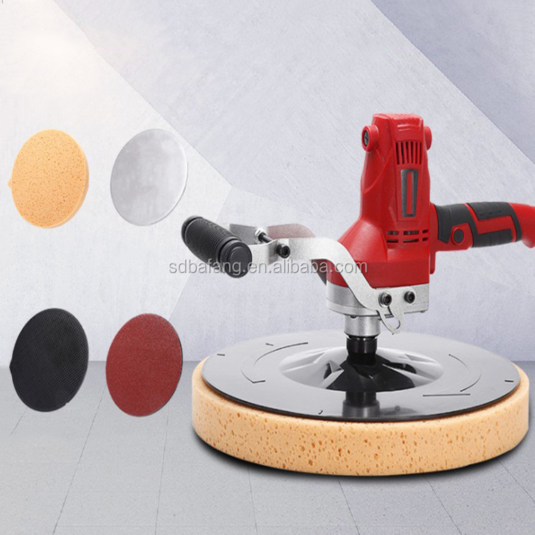 High Efficiency Dry Wall Sander Wall Grinding Machine Electric Wall Polisher