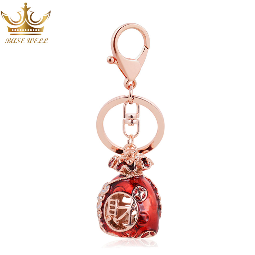 Metal Red Laser Cutting Plastic Puzzle Heart Keychain for Couples Christmas Day Gift