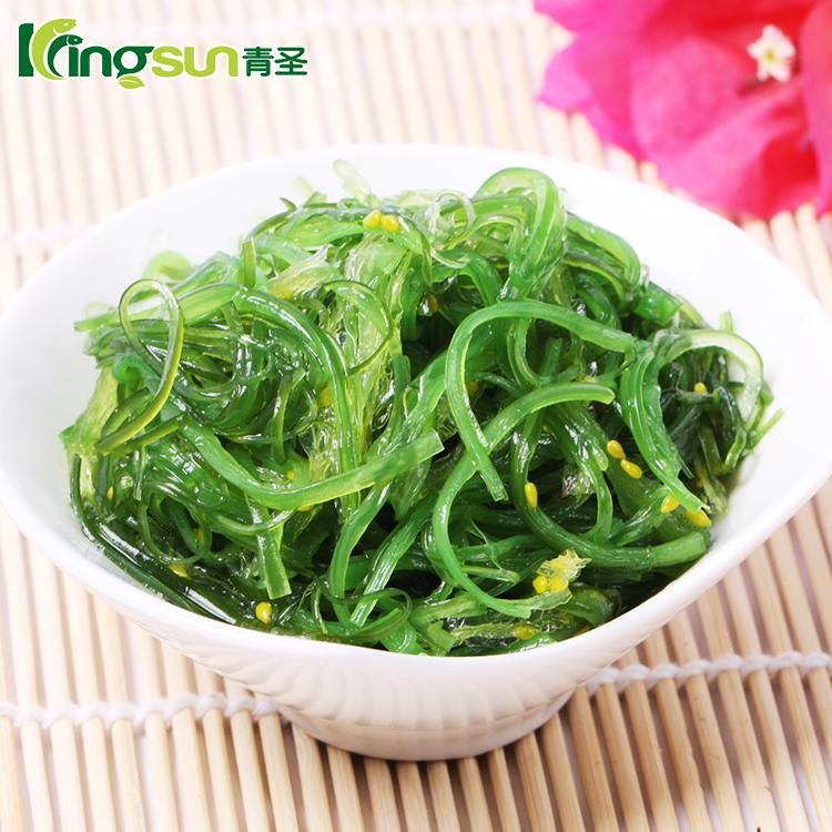 Market New Price Best Frozen Laminaria Seaweed Salad