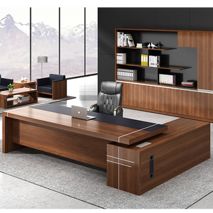 Big Boss Modern Director Office Table Design (FOH-1804 )