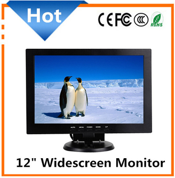 12.1 Inch Led 16:10 Small Led Tv Monitor