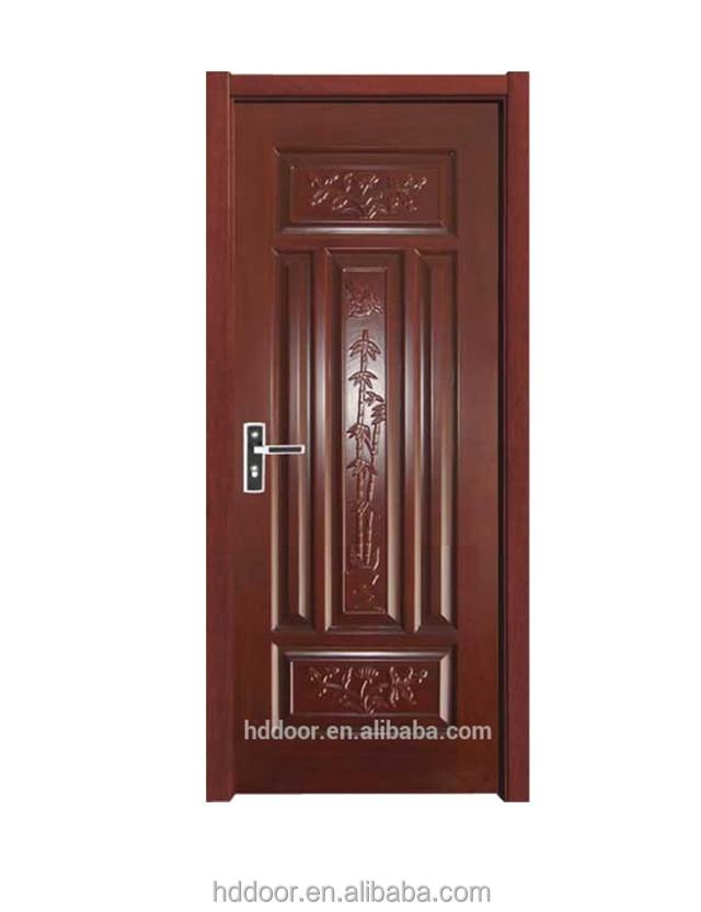 China Wooden Doors Teak Designs Catalogue Interior Wood Door Rfl Pvc Door Price