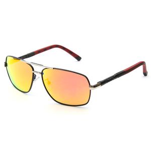 47afd957dc Cheap Sun Glasses Hot Selling Newest Fashional Women Men S Mirror Lens  Metal Sunglasses