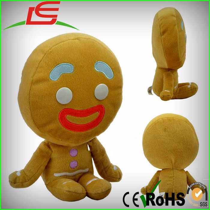 Shrek Gingy Gingerbread Man Plush Stuffed Toy Buy Shrek Plush