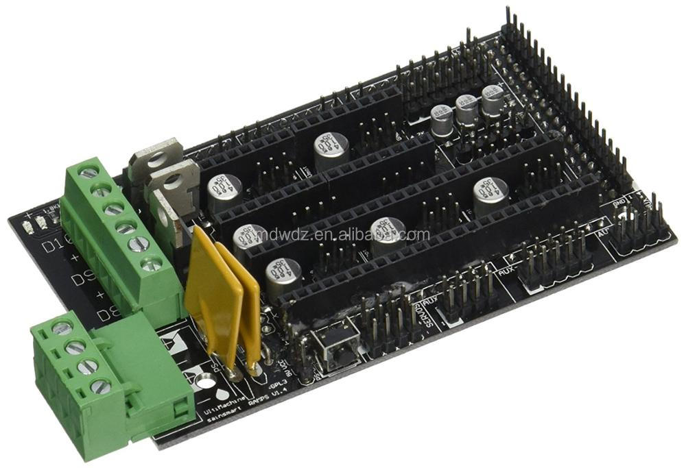 3D Printer controller 3D Printer Control Board Ramps 1.4 Mega2560 Mega1280