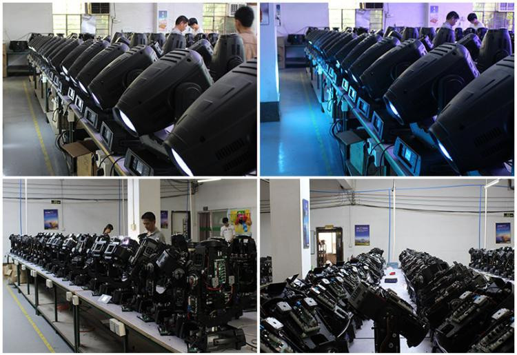 Factory direct supply dj spot wash 3 in 1 beam 10r 280w moving head light for buyer