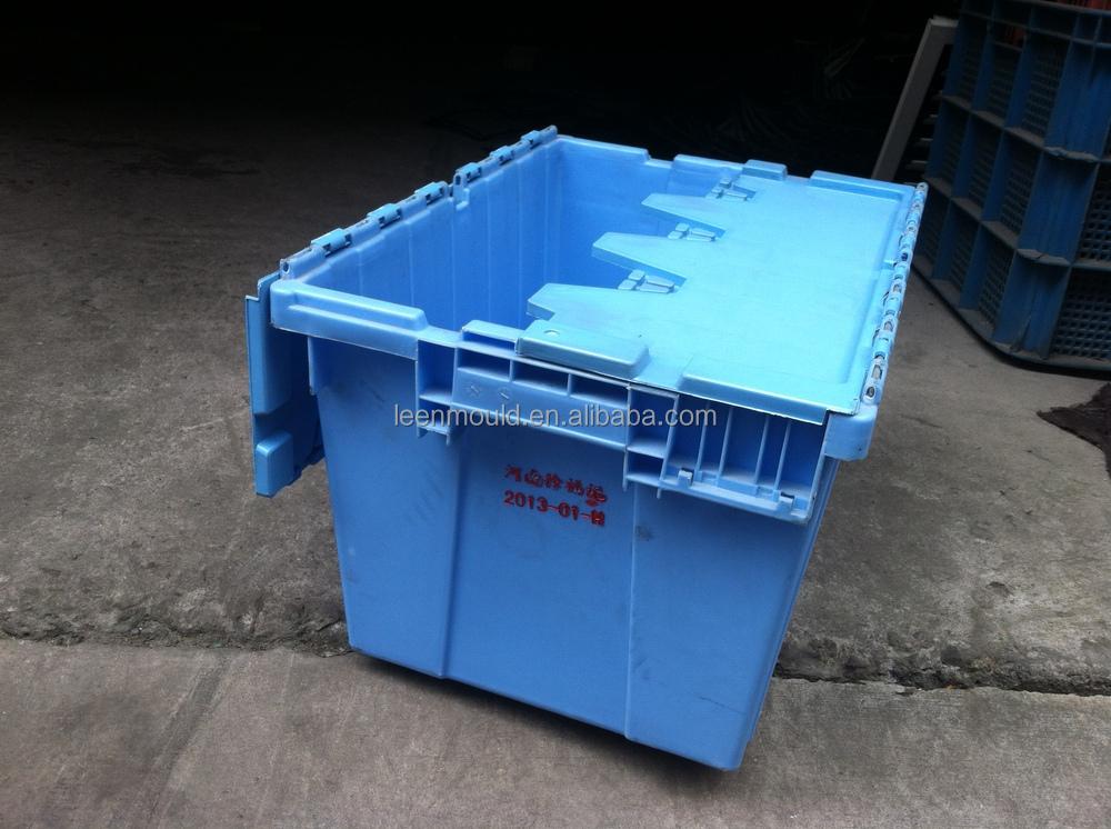 Großartig 50litre/54l Verkauf Kunststoffboxen Mit Deckel,Stapelbar Scharnier  HL77