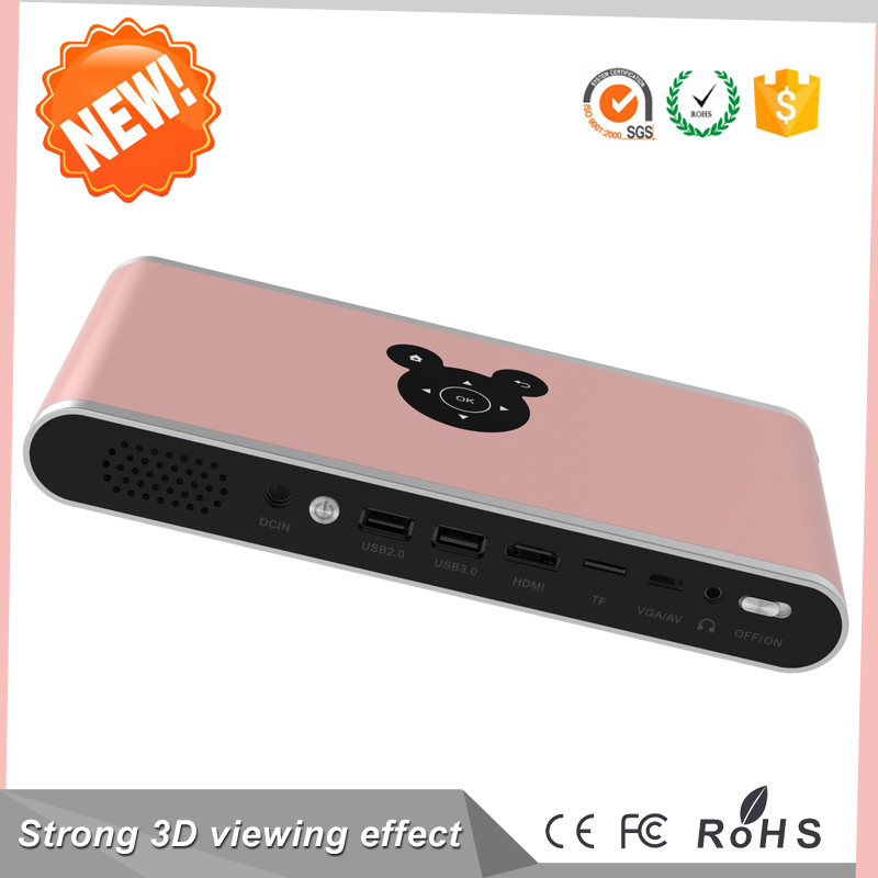 Wifi mirroring screen dlp pocket <strong>projector</strong> Full HD 1080P LED home theater 3000 lumens daylight <strong>projector</strong>