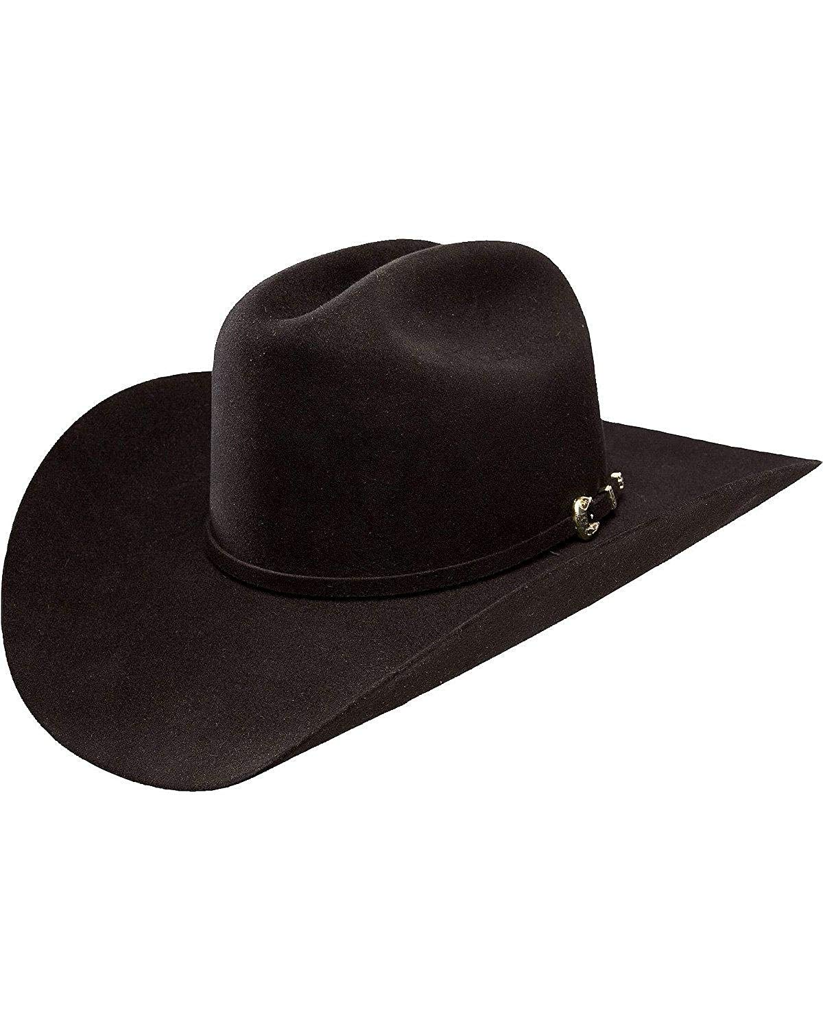 dbc47b7acf60e Get Quotations · Stetson Men s High Point 6X Fur Felt Cowboy Hat -  Sf06720740.Hipt-R